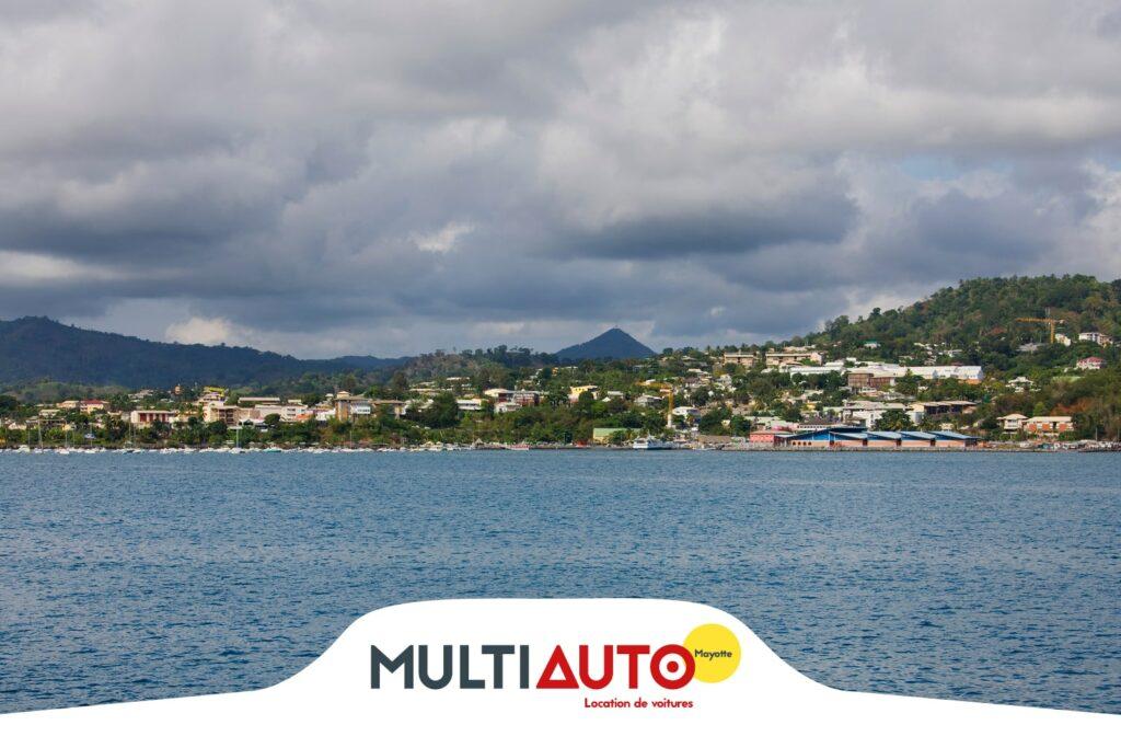 Location de voiture avec Multi Auto Mayotte